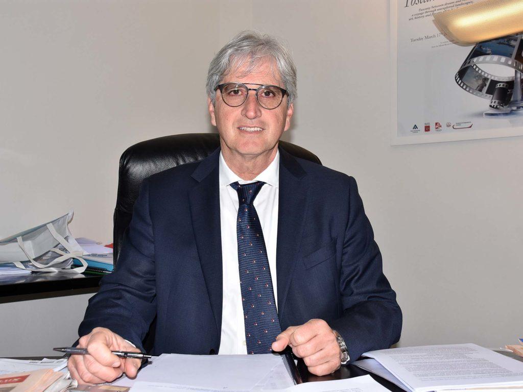 Luciano Guerrieri presidente Porto 2000 foto Simone Lanari