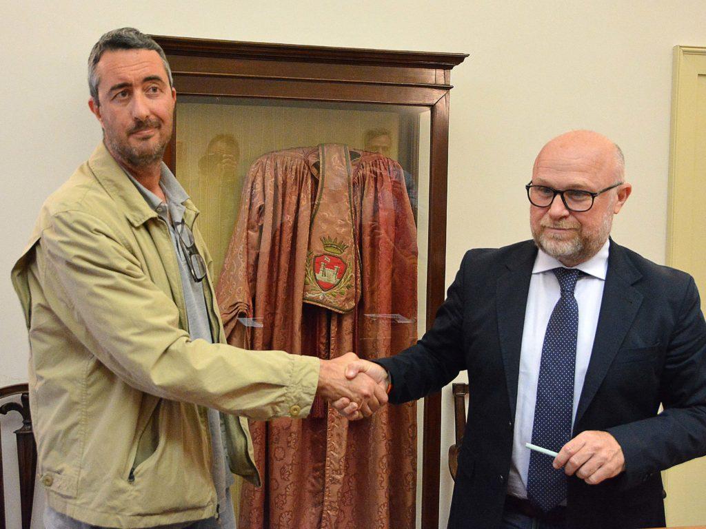 Leonardo Apolloni assessore al sociale foto Simone Lanari