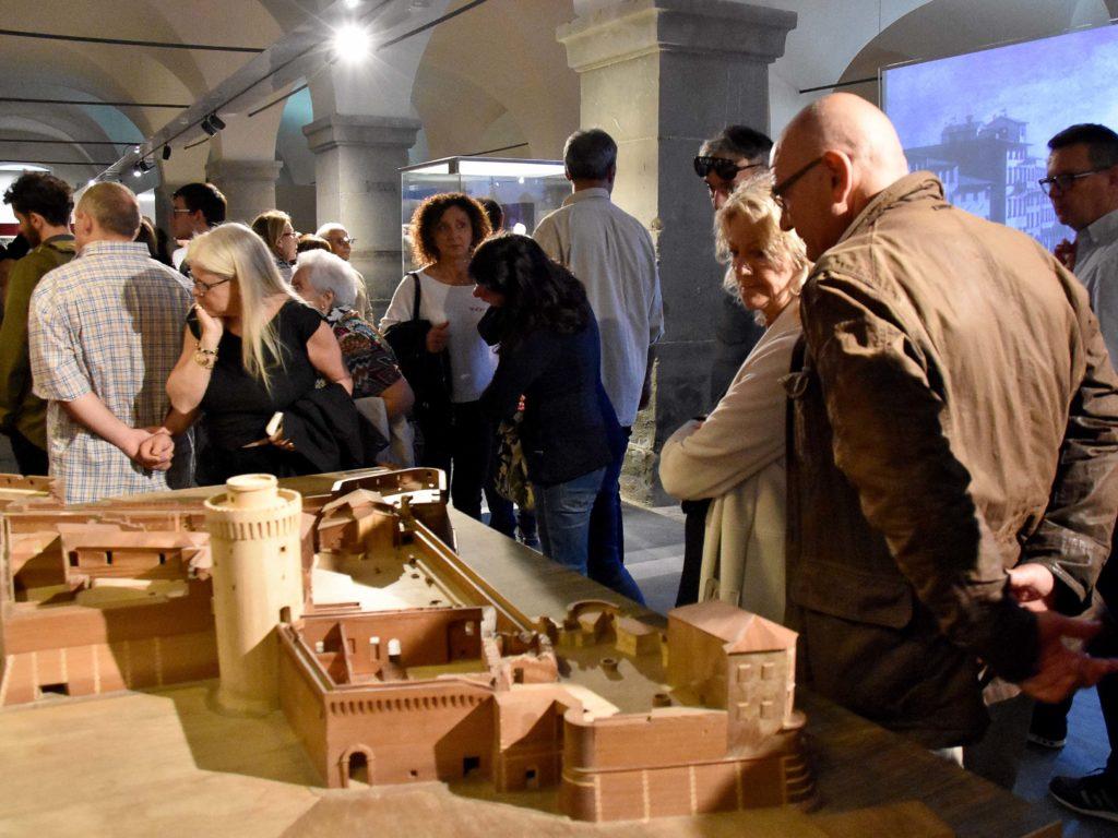 Fila la museo della città Foto Simone Lanari