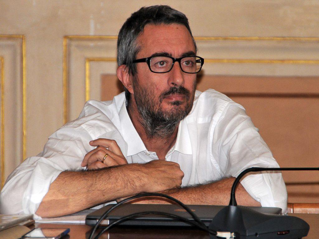 assessore sociale LEONARDO APOLLONI Foto Simone Lanari