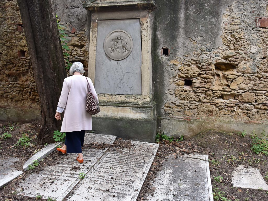 Inaugurazione Cimitero Olandese foto Simone Lanari