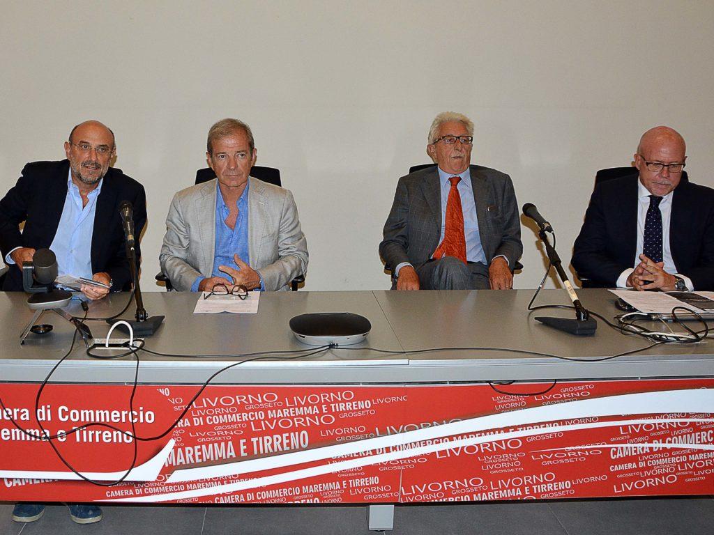 Convenzione ordine avvocati Livorno - camera arbitrale Cciaa Maremma Tirreno foto Simone Lanari