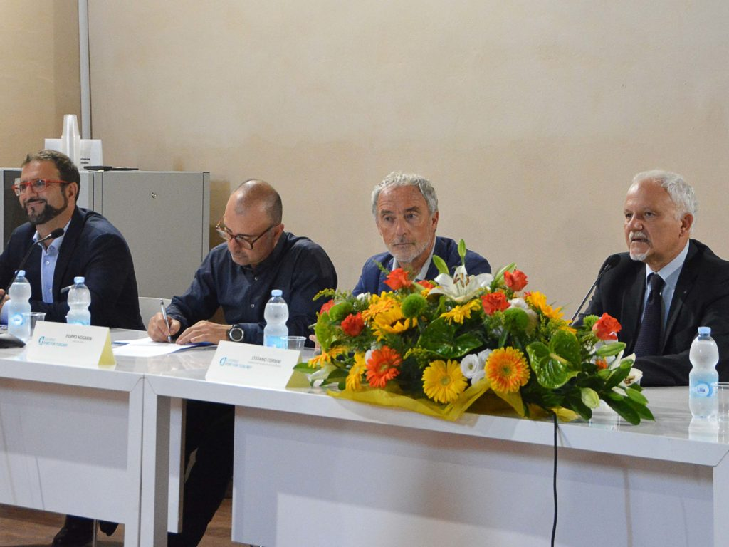 CONVEGNO PRESENTATION OF A SURVEY ON THE CRUISE IMPACT IN LIVORNO FOTO SIMONE LANARI