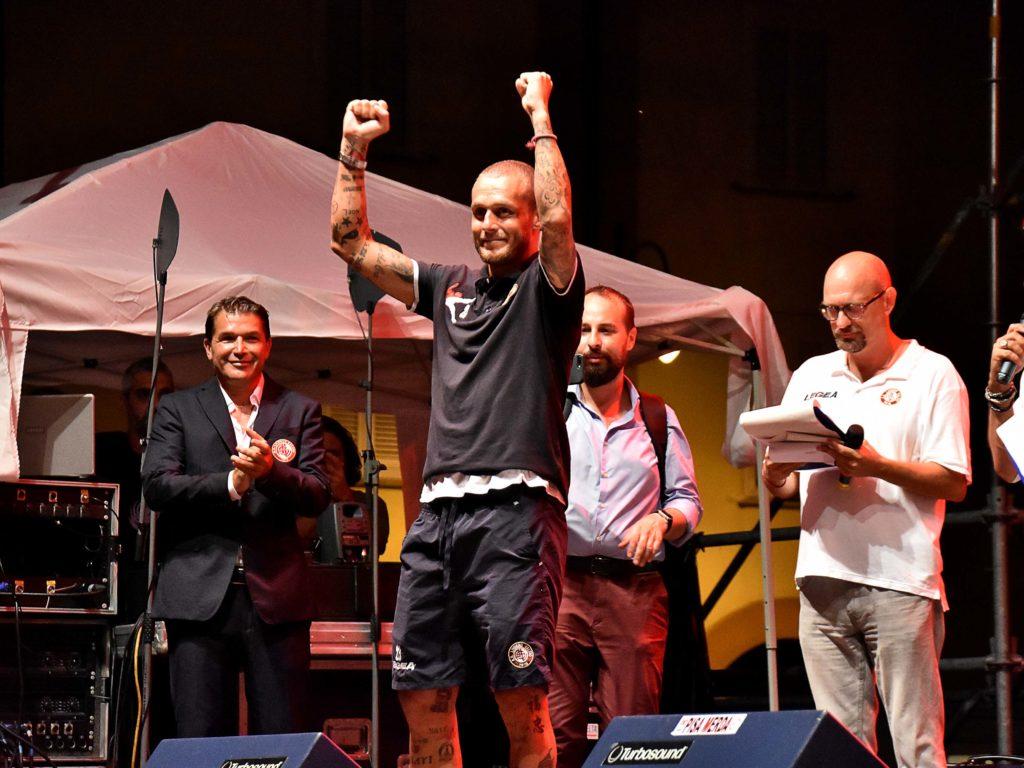 Presentazione Livorno Calcio foto Simone Lanari