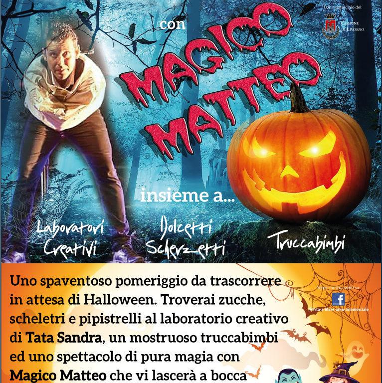 Data Di Halloween.Maltempo Rinviato A Data Da Destinarsi Magic Halloween A Porta A