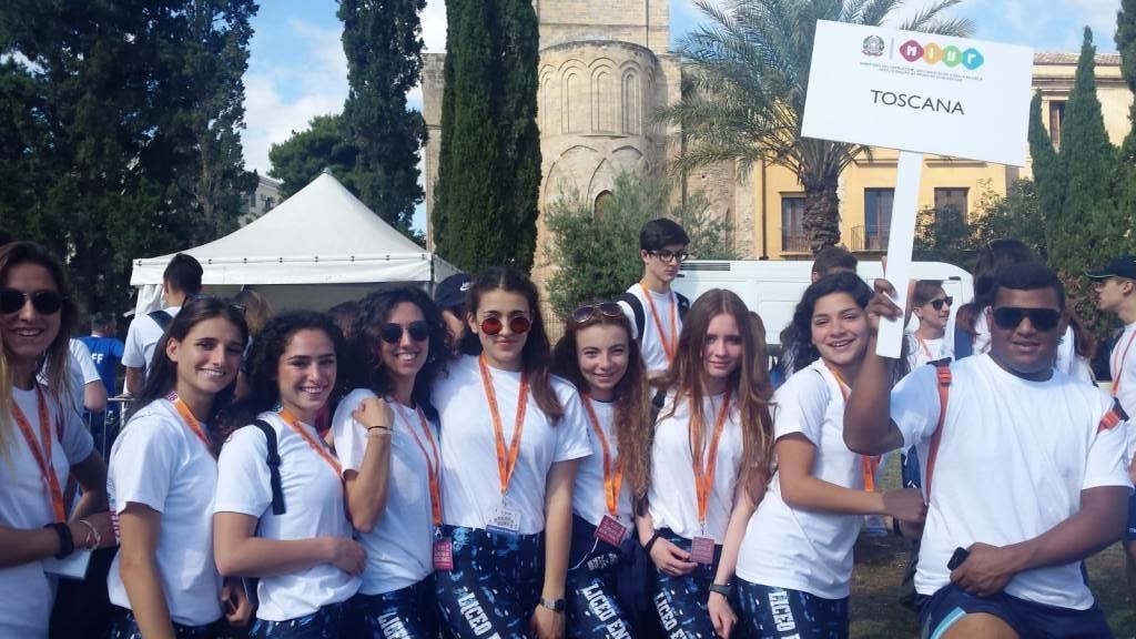 Fase nazionale Atletica Leggera Palermo