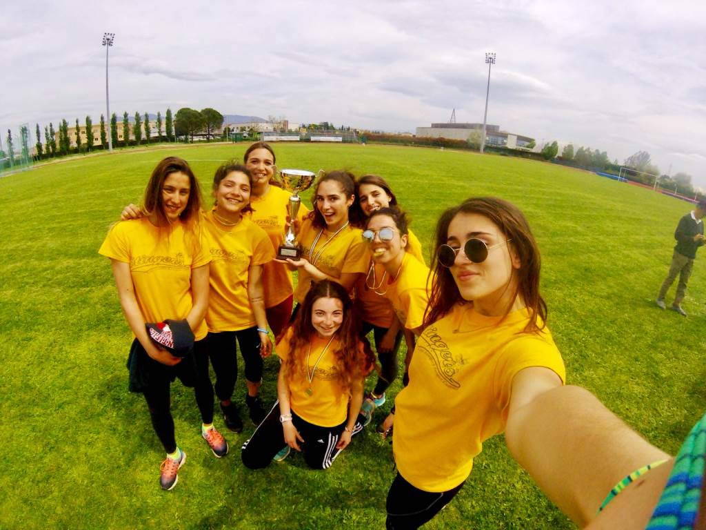 Fase regionale Atletica Leggera Prime classificate