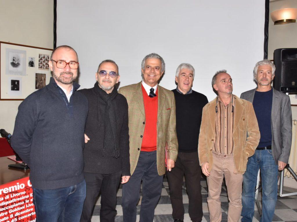 Premio Ciampi foto Lanari