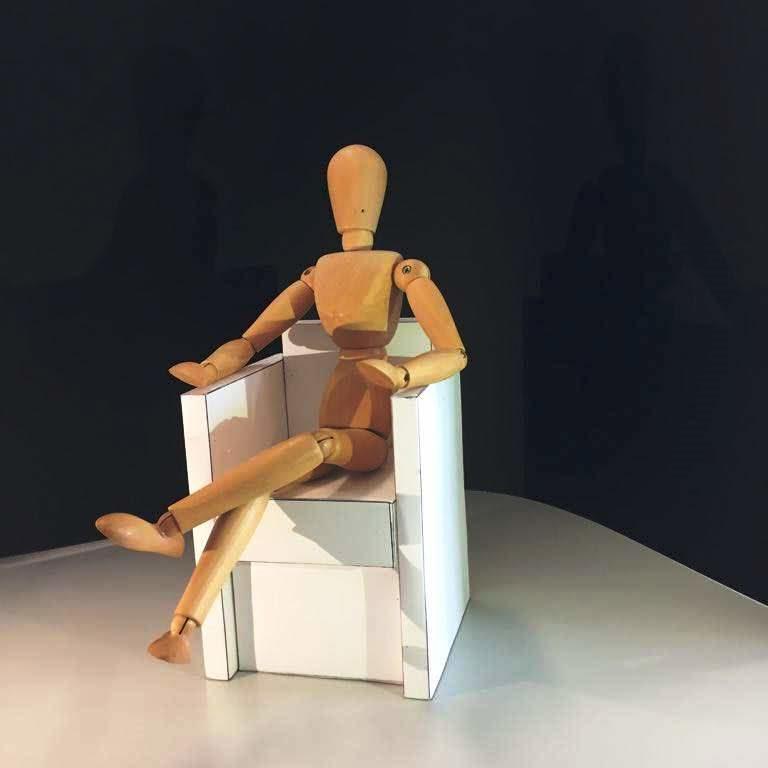 Il modellino realizzato