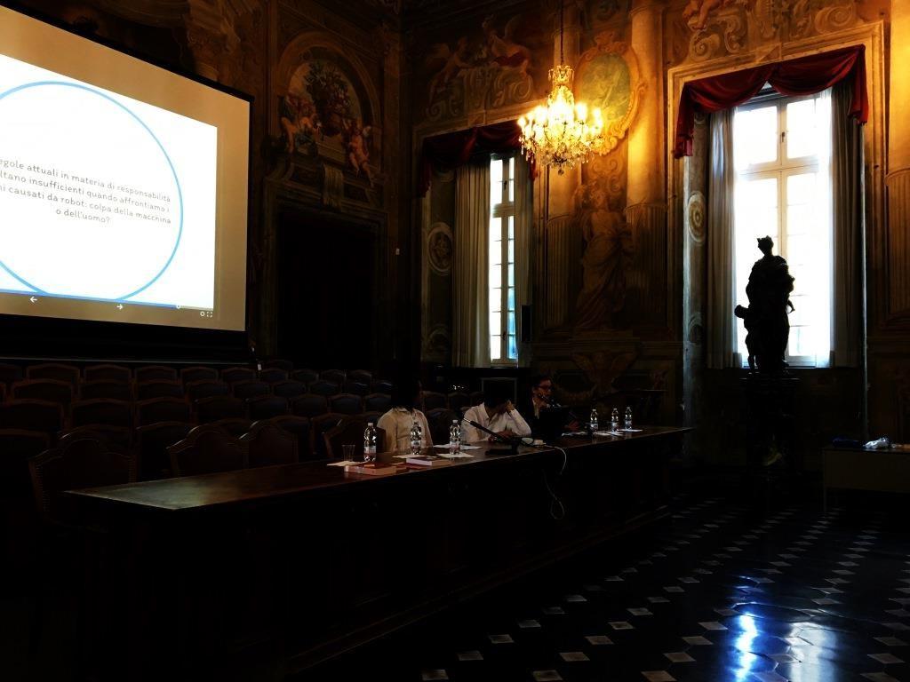Presentazione Conferenza Nazionale di Bioetica Genova