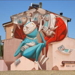 ZED1- Cercarsi negli altri, San Gavino Monreale