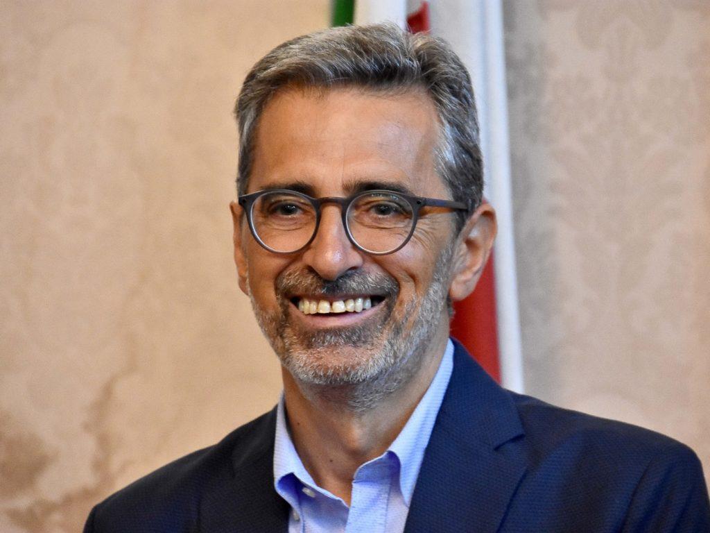 L'ASSESSORE GIANFRANCO SIMONCINI