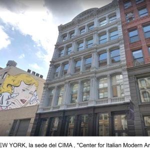 CIMA Center for Italian Modern Art Soho, New York