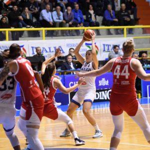 Foto M.Ceretti / Ciamillo-Castoria madera Nazionale Italiana Femminile Senior  Italia Repubblica Ceca - Italy Czech Republic 2021 FIBA Women's Eurobasket Qualifiers FIP 2019 Cagliari, 14/11/2019 Foto M.Ceretti / Ciamillo-Castoria