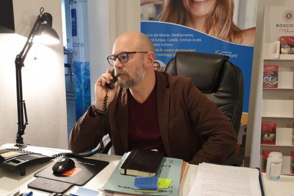 ALESSANDRO D'ERCOLE - LABRONICA VIAGGI