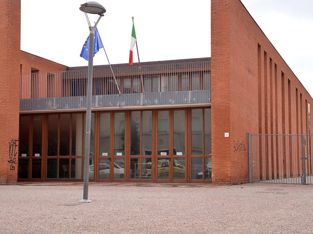 scuola micheli-bolognesi via stenone foto Simone Lanari