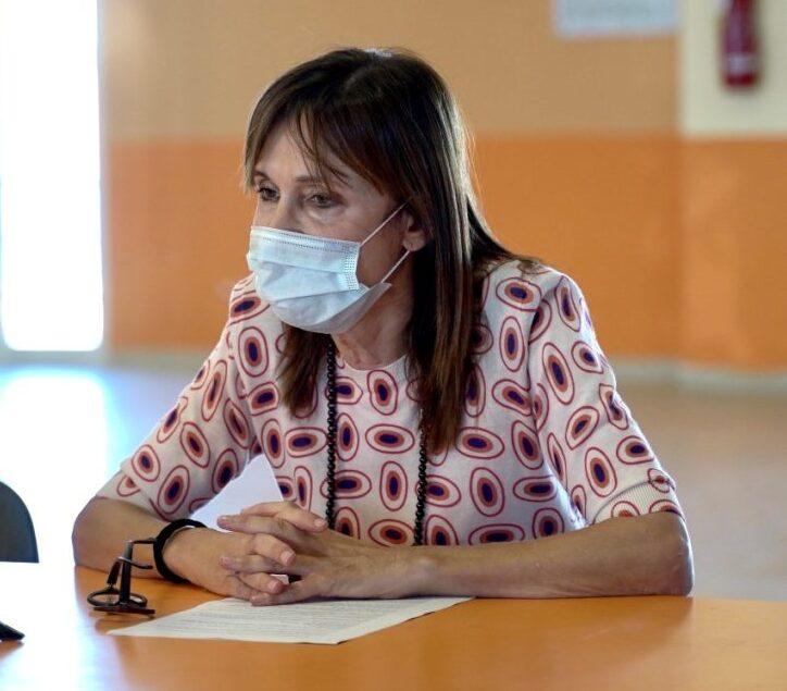 MARIA LETIZIA CASANI (foto Amore Bianco)