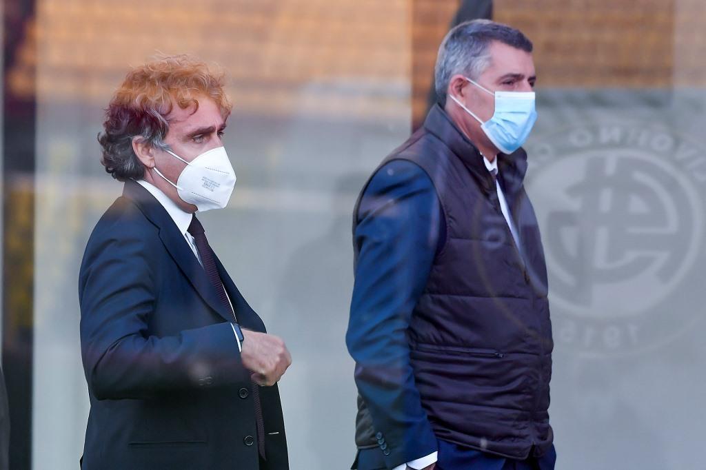 Danilo Mariani e Simone Sivieri Livorno