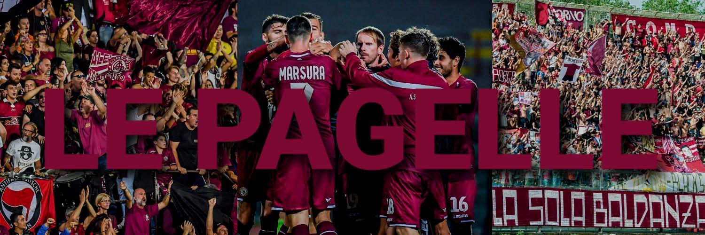 Pagelle Livorno Calcio