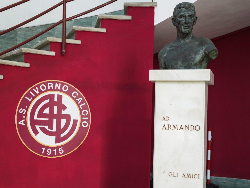 Stadio Comunale Armando Picchi foto Amore Bianco
