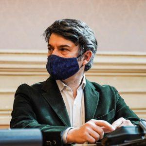 L'AMMINISTRATORE UNICO DI AAMPS, RAPHAEL ROSSI