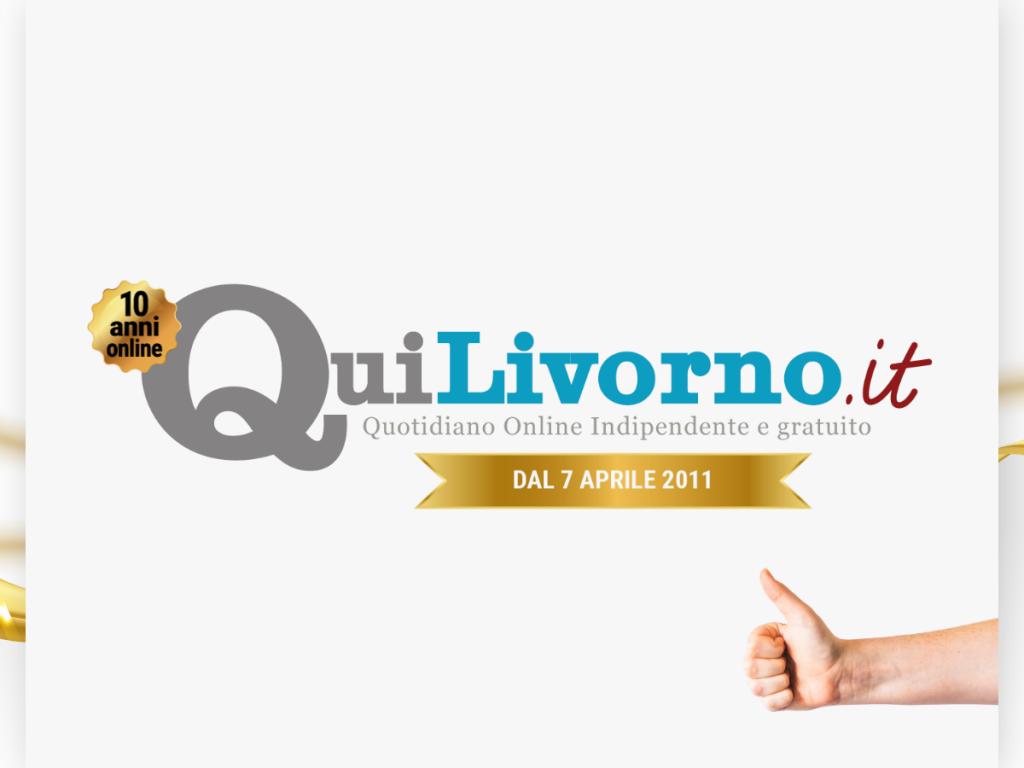 QuiLivorno.it banner 10 anni